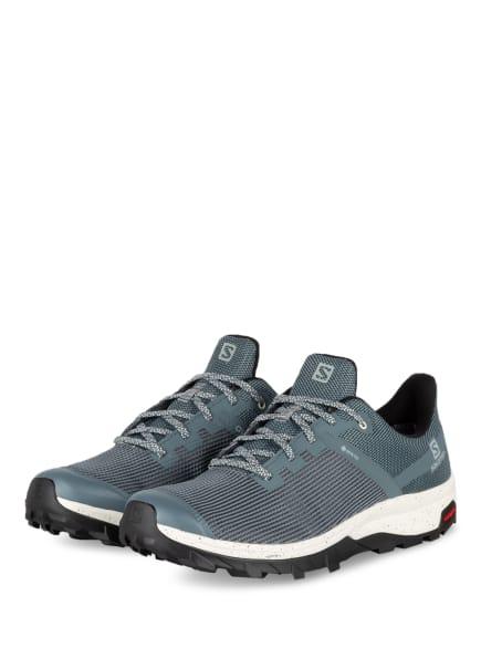 SALOMON Outdoor-Schuhe OUTLINE PRISM GTX, Farbe: BLAUGRAU (Bild 1)