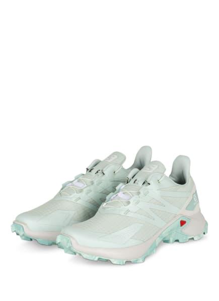 SALOMON Trailrunning-Schuhe SUPERCROSS BLAST, Farbe: MINT (Bild 1)