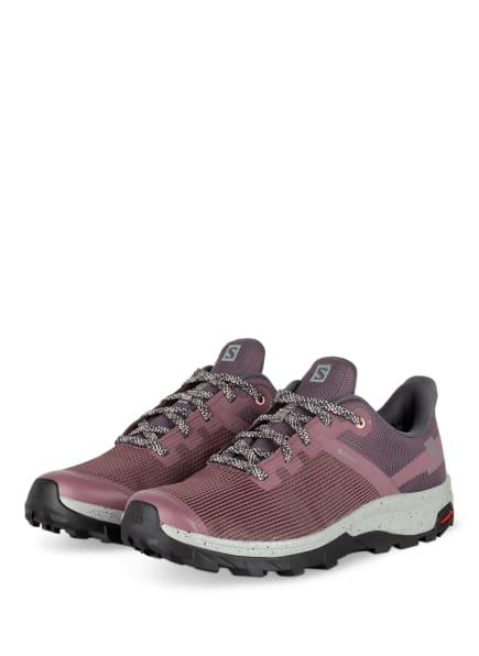 SALOMON Outdoor-Schuhe OUTLINE PRISM GTX, Farbe: ALTROSA (Bild 1)
