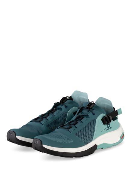 SALOMON Trailrunning-Schuhe TECH AMPHIB 4, Farbe: MINT (Bild 1)