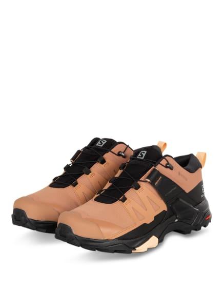 SALOMON Outdoor-Schuhe X ULTRA 4 GTX, Farbe: NUDE (Bild 1)
