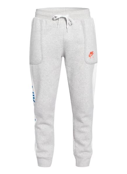 Nike Sweatpants AIR, Farbe: WEISS/ HELLGRAU (Bild 1)