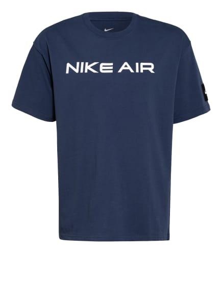 Nike T-Shirt AIR, Farbe: DUNKELBLAU (Bild 1)