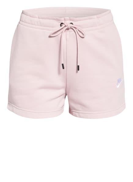 Nike Sweatshorts SPORTSWEAR ESSENTIAL, Farbe: ROSÉ (Bild 1)