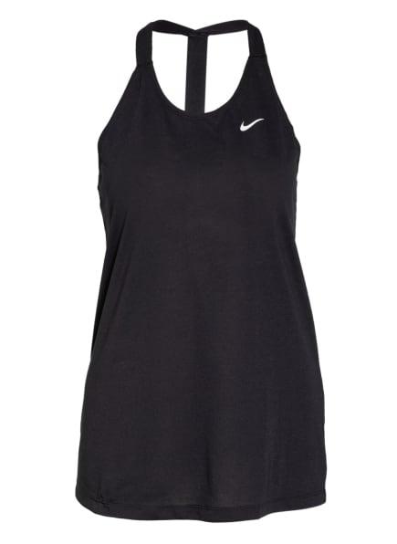 Nike Tanktop DRI-FIT, Farbe: SCHWARZ (Bild 1)