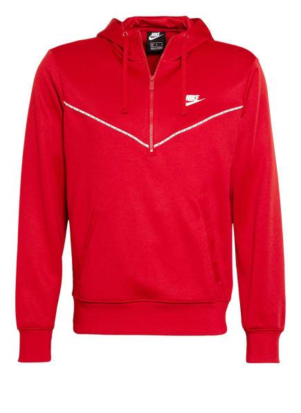 Nike Hoodie SPORTSWEAR, Farbe: ROT (Bild 1)