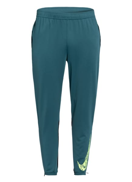Nike Laufhose ESSENTIAL WILD RUN , Farbe: PETROL/ SCHWARZ (Bild 1)