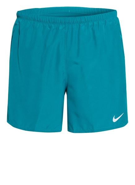 Nike Laufshorts CHALLENGER, Farbe: TÜRKIS (Bild 1)
