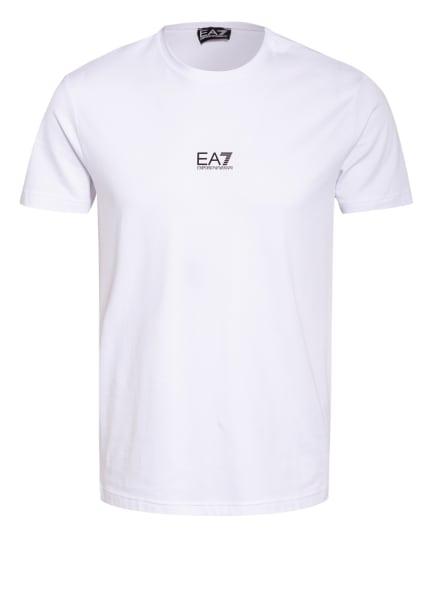 EA7 EMPORIO ARMANI T-Shirt, Farbe: WEISS (Bild 1)
