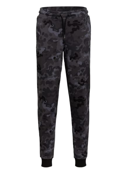 PUMA Sweatpants, Farbe: DUNKELGRAU/ GRAU/ SCHWARZ (Bild 1)