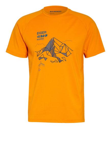 MAMMUT T-Shirt MOUNTAIN, Farbe: ORANGE (Bild 1)