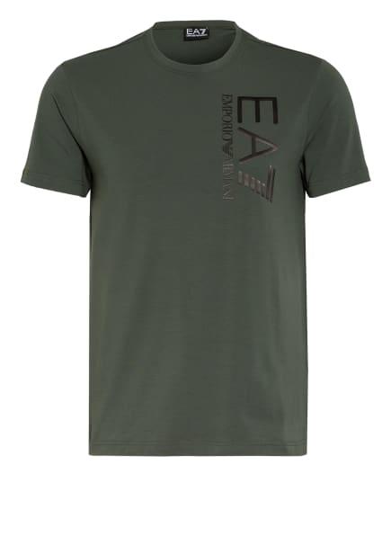 EA7 EMPORIO ARMANI T-Shirt, Farbe: GRÜN (Bild 1)