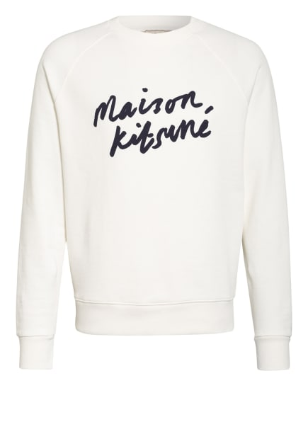 MAISON KITSUNÉ Sweatshirt, Farbe: CREME (Bild 1)