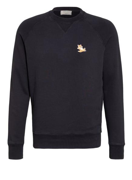 MAISON KITSUNÉ Sweatshirt, Farbe: SCHWARZ (Bild 1)