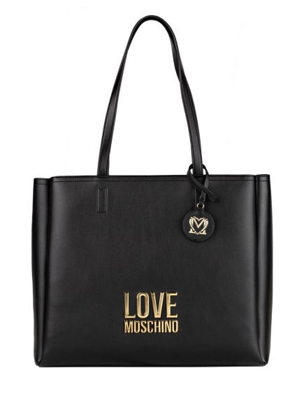 LOVE MOSCHINO Shopper, Farbe: SCHWARZ (Bild 1)