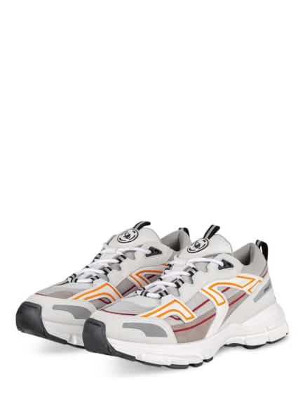 AXEL ARIGATO Sneaker MARATHON TRAIL, Farbe: WEISS/ GRAU/ ORANGE (Bild 1)