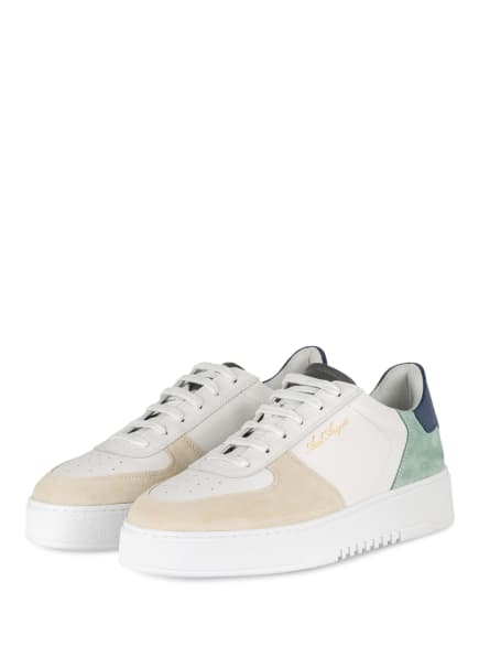 AXEL ARIGATO Sneaker ORBIT, Farbe: WEISS/ GRÜN/ BLAU (Bild 1)
