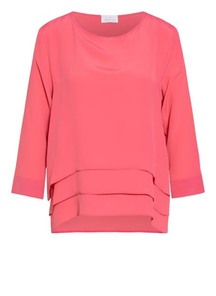 SPORTALM Blusenshirt mit 3/4-Arm, Farbe: PINK (Bild 1)