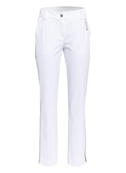SPORTALM Hose mit Galonstreifen, Farbe: WEISS (Bild 1)