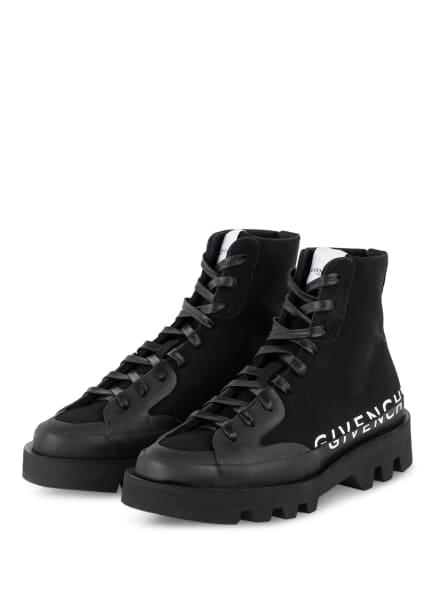 GIVENCHY Hightop-Sneaker CLAPHAM, Farbe: SCHWARZ (Bild 1)