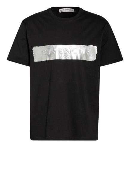 GIVENCHY T-Shirt, Farbe: SCHWARZ/ SILBER (Bild 1)