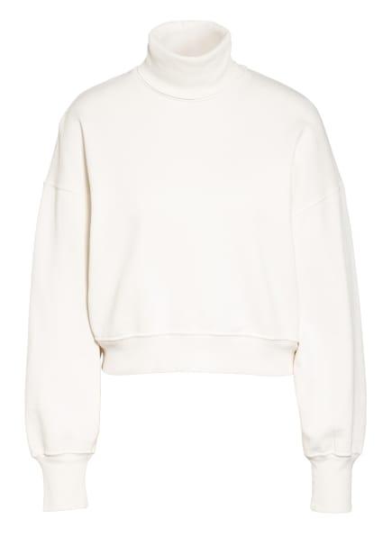 ANINE BING Sweatshirt KIAN mit Rollkragen , Farbe: ECRU (Bild 1)