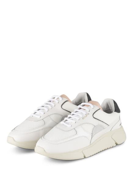 AXEL ARIGATO Plateau-Sneaker GENESIS TRIPLE, Farbe: WEISS (Bild 1)