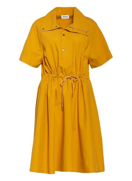 KENZO Kleid, Farbe: DUNKELGELB (Bild 1)