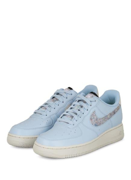 Nike Plateau-Sneaker AIR FORCE 1, Farbe: HELLBLAU (Bild 1)