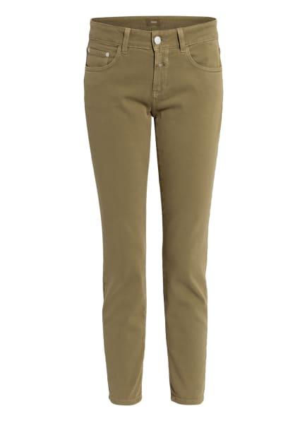 CLOSED Skinny Jeans BAKER, Farbe: OLIV (Bild 1)