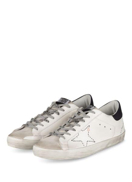 GOLDEN GOOSE Sneaker SUPER-STAR, Farbe: WEISS (Bild 1)