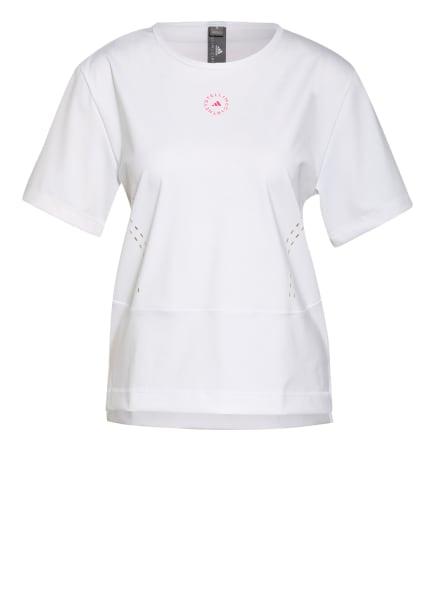 adidas by Stella McCartney T-Shirt TRUESTAR, Farbe: CREME (Bild 1)