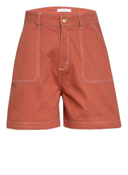 Chloé Jeans-Shorts, Farbe: HELLORANGE (Bild 1)