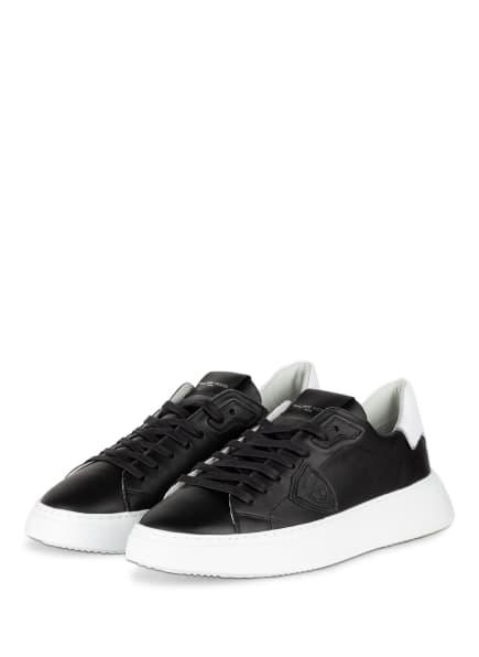 PHILIPPE MODEL Sneaker TEMPLE, Farbe: SCHWARZ (Bild 1)