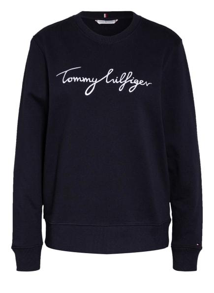 TOMMY HILFIGER Sweatshirt , Farbe: DUNKELBLAU (Bild 1)