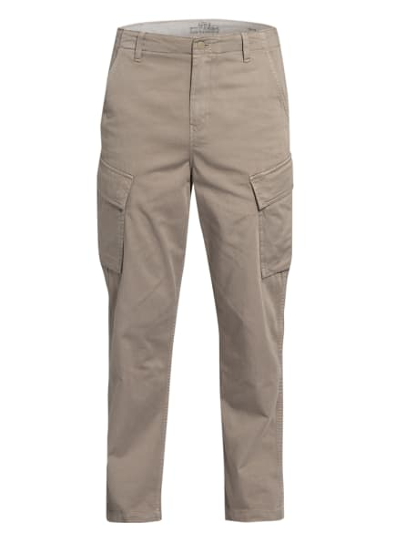 Levi's® Cargohose TAPER Regular Fit, Farbe: TAUPE (Bild 1)