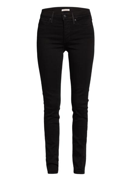 Levi's® Skinny Jeans 311, Farbe: 00 Blacks (Bild 1)