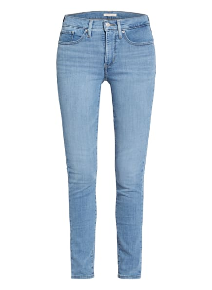 Levi's® Skinny Jeans 311, Farbe: 51 Light Indigo - Worn In (Bild 1)