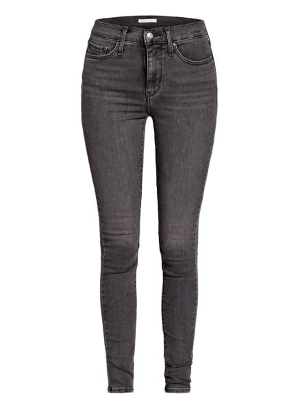 Levi's® Skinny Jeans 310, Farbe: 90 Blacks (Bild 1)