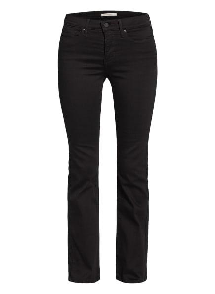 Levi's® Bootcut Jeans 315, Farbe: 00 Blacks (Bild 1)
