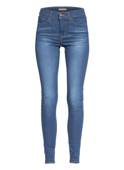 Levi's® Skinny Jeans 310 Levi's® Sculpt, Farbe: 93 Med Indigo - Worn In (Bild 1)