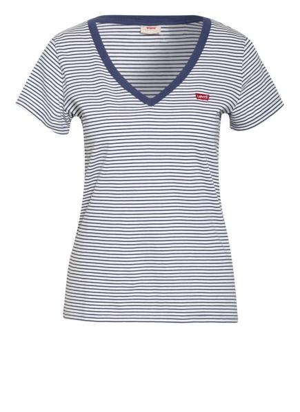 Levi's® T-Shirt, Farbe: WEISS/ DUNKELBLAU (Bild 1)