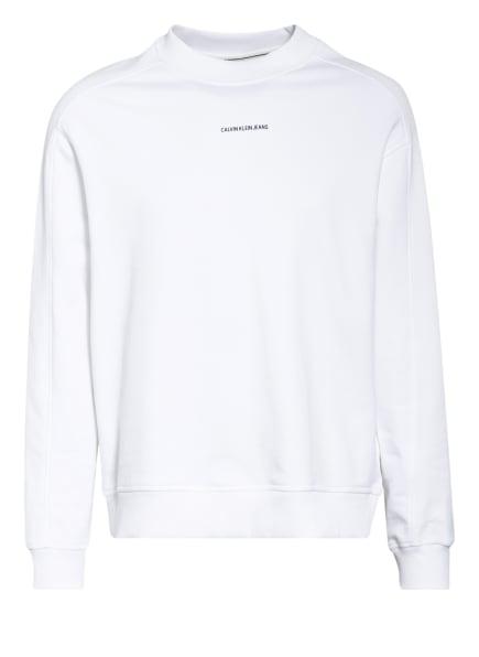 Calvin Klein Jeans Sweatshirt , Farbe: WEISS (Bild 1)