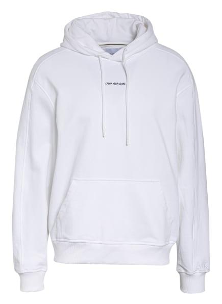 Calvin Klein Jeans Hoodie, Farbe: WEISS (Bild 1)