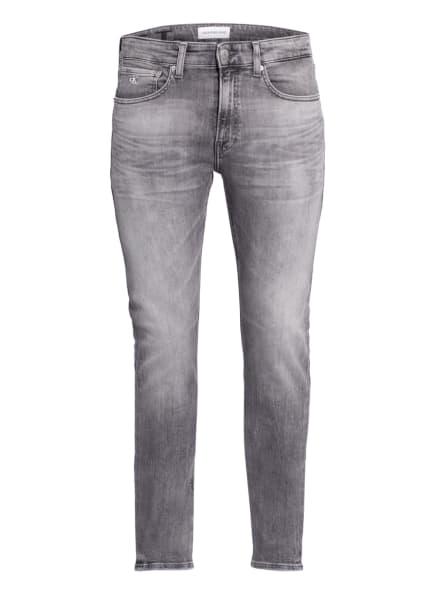 Calvin Klein Jeans Jeans Skinny Fit, Farbe: 1BZ DENIM GREY (Bild 1)