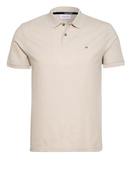 Calvin Klein Piqué-Poloshirt JACOB, Farbe: CREME (Bild 1)