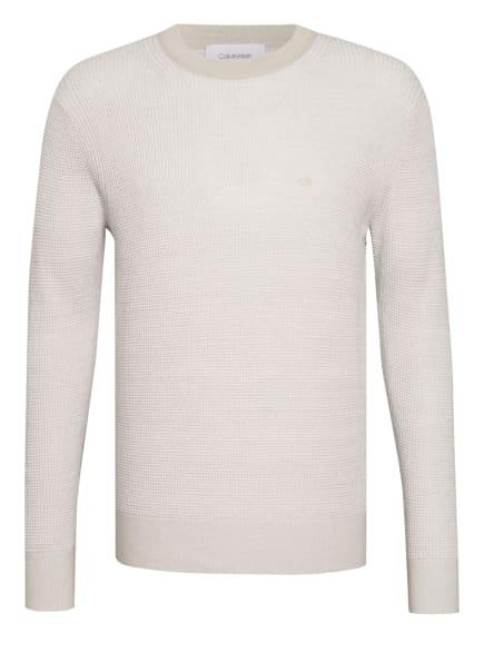 Calvin Klein Pullover, Farbe: CREME (Bild 1)