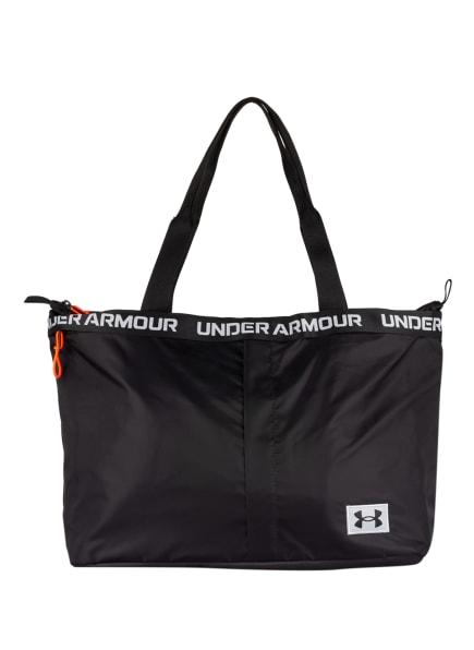 UNDER ARMOUR Sporttasche UA ESSENTIALS , Farbe: SCHWARZ (Bild 1)
