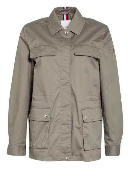 TOMMY HILFIGER Fieldjacket , Farbe: DUNKELGRAU (Bild 1)