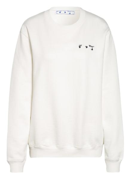Off-White Sweatshirt , Farbe: WEISS (Bild 1)